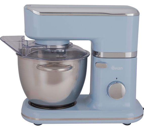 Buy Swan Retro Stand Mixer Blue At Argos Co Uk Your