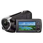 more details on Sony HDRPJ410 Full HD Camcorder - Black.