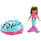 more details on Fisher Price Dora & Friends Dive & Splash Mermaid Assortment