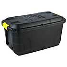 more details on 75 Litre Wheeled Plastic Storage Trunk.