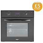 more details on Bush BMFDEFB Electric Oven- Black.