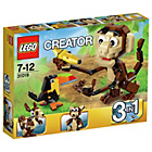 more details on LEGO® Creator Cheeky Animals - 31019.