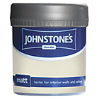 more details on Johnstone's Matt Emulsion Tester 75ml - Magnolia.