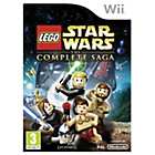 more details on LEGO® Star Wars The Complete Saga Nintendo Wii Game.