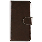 more details on Xqisit Wallet Case Eman for Samsung Galaxy S6 - Brown