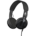 more details on Skullcandy Grind On-Ear Headphones - Black/Grey.