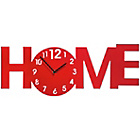 more details on Premier Housewares Home Design Red Wall Clock.