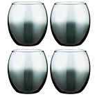 more details on 4 Piece Chunky Tumbler Set - Black.