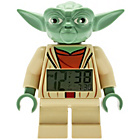 more details on LEGO Star Wars Yoda Figure Alarm Clock.