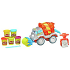 more details on Play-Doh Max the Cement Mixer.