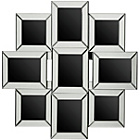 more details on Premier Housewares 9 Photo Collage Mirrored Frame.