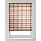 more details on 6ft Check Roller Blind - Red.