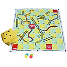 more details on Traditional Garden Games Garden Snakes and Ladders 2m x 2m.