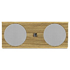 more details on Soundfreaq Double Spot Wireless Speaker - Wood/White