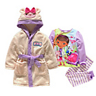 more details on Doc McStuffin Girls' Nightwear Bundle - 3-4 Years.