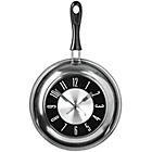 more details on Premier Housewares Frying Pan Wall Clock.