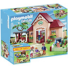 more details on Playmobil Vet Clinic and Free Cat Family Playset.