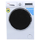 more details on Sharp ES-FC8144W3 8KG 1400 Spin Washing Machine - White.