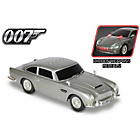 more details on James Bond Goldfinger Motorised Aston Martin DB5.