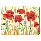 more details on Field Poppies Pack of 6 Placemats and Coasters.