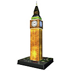more details on Ravensburger Big Ben with Lights 3D Jigsaw Puzzle - 216 Pcs.