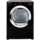 more details on Candy GVCD91CBB Condenser Tumble Dryer - Black.