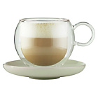 more details on Bola Cup and Saucers - Set of 2.