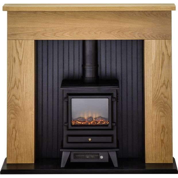 Sarah Check Hearth Cabinet: Buy Adam Innsbruck 2kW Electric Stove Suite