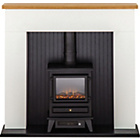 more details on Adam Innsbruck Electric Fire Suite.