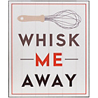 more details on Premier Housewares Whisk me Away Wall Plaque.