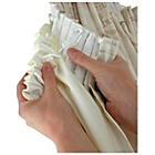 more details on Blackout Pleat Top Curtain Lining - 46x52cm.