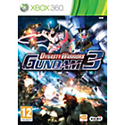 more details on Dynasty Warriors: Gundam 3 Xbox 360 Game.
