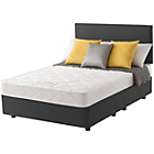 more details on Layezee Calm Micro Quilt Small Double Ebony Divan Bed.