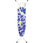more details on Brabantia Ironing Board 110 x 30 with Iron Holder - Purple.