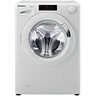 more details on Candy GV168T3W 8KG 1600 Spin Washing Machine- White/Exp Del.