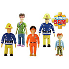 more details on Fireman Sam 5 Figure Pack.
