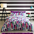 more details on Zandra Rhodes Opal Duvet Cover Set - Kingsize.
