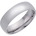 more details on Men's Cobalt 7mm Plain Polished Band Ring.