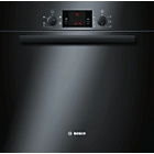 more details on Bosch HBA13B160B Single Electric Cooker - Black.