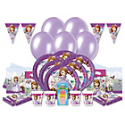 more details on Disney Sofia the First Party Pack for 16 Guests.