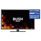 more details on Bush 32in HD Ready LED TV/DVD Combi - Blck.