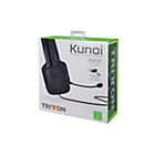 more details on Tritton Kunai Black Wired Stereo Gaming Headset for Xbox One