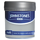 more details on Johnstone's Matt Emulsion Tester 75ml - Manhattan Grey.