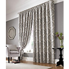 more details on Lille Curtains - 229 x 229cm - Silver.
