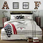 more details on American Freshman Eagle Duvet Cover Set - Kingsize.