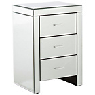 more details on Heart of House Verona 3 Drawer Bedside Chest.