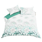 more details on HOME Faded Medallion Bedding Set - Double.