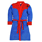 more details on Amazing Spiderman Fleece Robe.