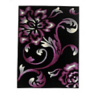 more details on Finesse Purple Rug - 160 x 220cm.