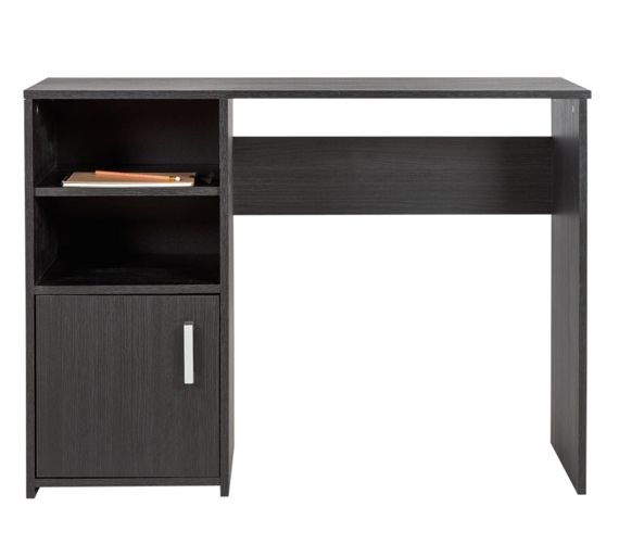 Buy lawson desk black at your online shop for desks and workstations office Argos home office furniture uk
